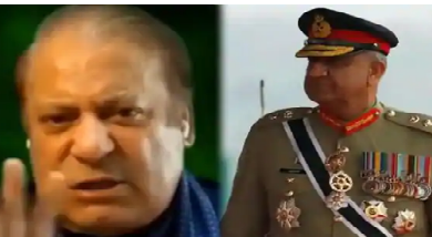 Photo of Nawaz Sharif opened front against army, said- not Imran Khan, struggle against those who put him in power