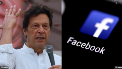 Photo of Imran's letter to Facebook, said – Islamophobia content should be banned, poison blamed against India