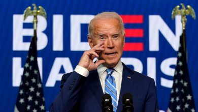 Photo of We can be anti-American, not the enemy… Joe Biden again leading the trump claimed victory