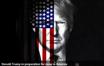 Photo of Trump preparing to grab power in America? Signs are showing changes in the Pentagon