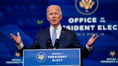 Photo of Newly elected President Biden's statement on US violence – 'This scene of anarchy is not real America'