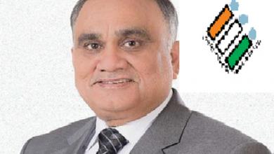 Photo of उत्तर प्रदेश कैडर के रिटायर्ड IAS अधिकारी अनूप चंद्र पांडेय चुनाव आयुक्त नियुक्त