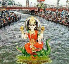 Photo of गंगा दशहरा पर इस मंत्र के जाप से कटेंगे पाप, पूजा के बाद पढ़ें आरती