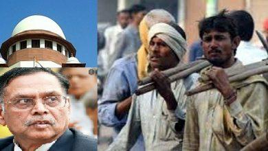 Photo of प्रवासी मजदूरों के हक में सर्वोच्च अदालत का फैसला शराहनीय !
