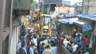 Photo of मुंबई के मलवनी इलाके में मकान ढहने से 11 लोगों की मौत, सात गंभीर रूप से घायल