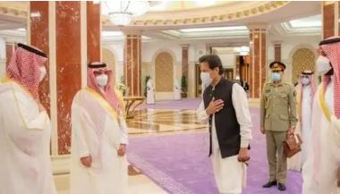 Photo of Even going to the shelter of Saudi Arabia did not work for Pakistan, now it is learned that Imran Khan had returned empty handed