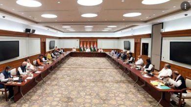 Photo of PM मोदी ने जम्मू-कश्मीर के नेताओं से कहा, राज्य का दर्जा बहाल करने के लिए प्रतिबद्ध : सूत्र