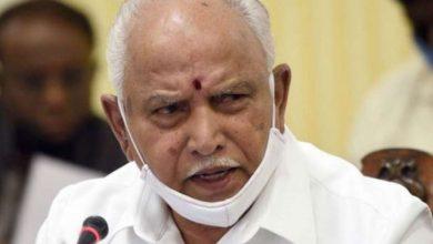 Photo of कर्नाटक के मुख्यमंत्री बीएस येदियुरप्पा का इस्तीफा, रोते हुए बोले- हमेशा दी है अग्निपरीक्षा