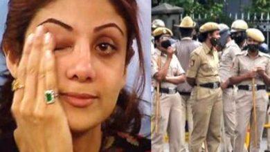 Photo of पुलिस के सामने ही राज कुंद्रा पर भड़क गई थीं शिल्पा शेट्टी, चिल्लाते हुए कहा- 'बदनामी करा दी'