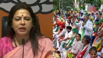 Photo of मोदी सरकार की मंत्री मीनाक्षी लेखी बोलीं- दिल्ली में प्रदर्शनकारी किसान नहीं, मवाली हैं; टिकैत ने दिया जवाब