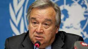 Photo of Guterres condemns Taliban attack on UN in Afghanistan, says it is banned under international law