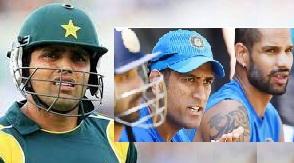 Photo of पाकिस्तानी क्रिकेटर को शिखर धवन में दिखी महेंद्र सिंह धोनी की कप्तानी की झलक