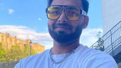 Photo of रोहित शर्मा ने ऋषभ पंत की फोटो शेयर कर उन्हें बताया टीम इंडिया का 'बादशाह'