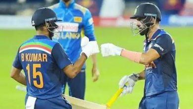 Photo of IND vs SL: अगर क्रुणाल पांड्या के साथ क्लोज कॉन्टैक्ट वाले आठ खिलाड़ी नहीं खेले, तो कुछ ऐसा हो सकता है टीम इंडिया का प्लेइंग XI