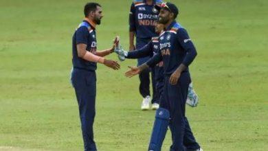 Photo of IND vs SL : पतंग के मैदान में आने से रुका खेल, दीपक चाहर ने इसके बाद की शानदार वापसी