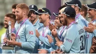 Photo of ICC क्रिकेट वर्ल्ड कप सुपर लीग प्वॉइंट टेबल में इंग्लैंड का दबदबा, टॉप-5 में पाकिस्तान और आयरलैंड