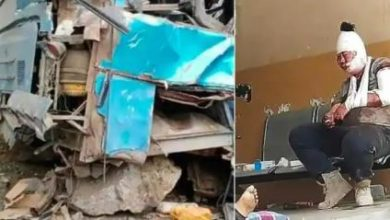 Photo of Bus bomb blast in Pakistan, 10 killed including 6 Chinese nationals